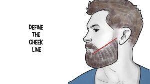 Define Cheek Line