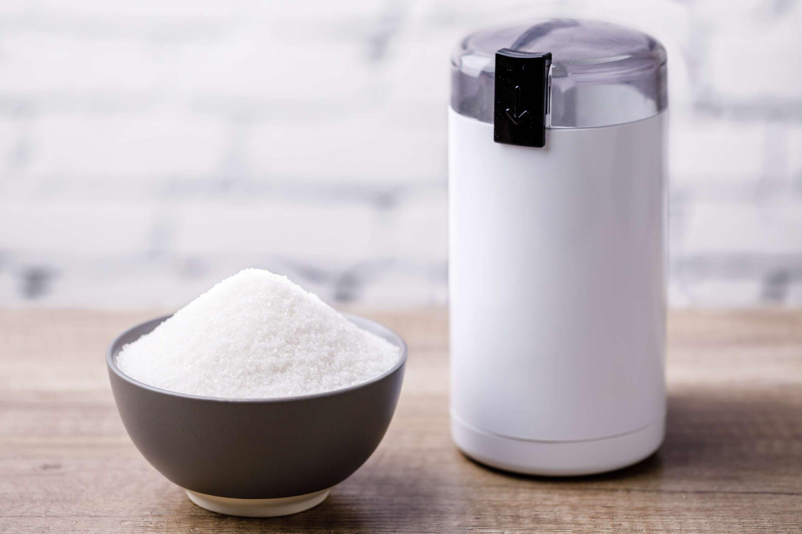 Caster Sugar Substitutes