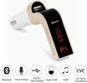 TIANSHILI Bluetooth FM transmitter