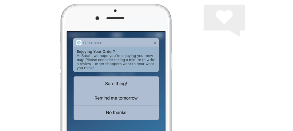 Notifications Of Reminders