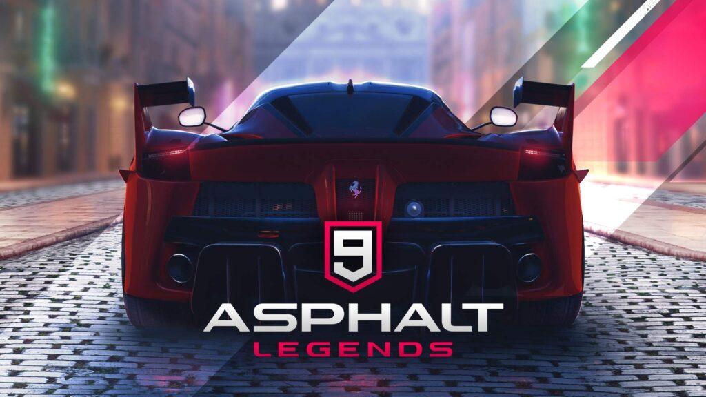 Asphalt 9- addicting games