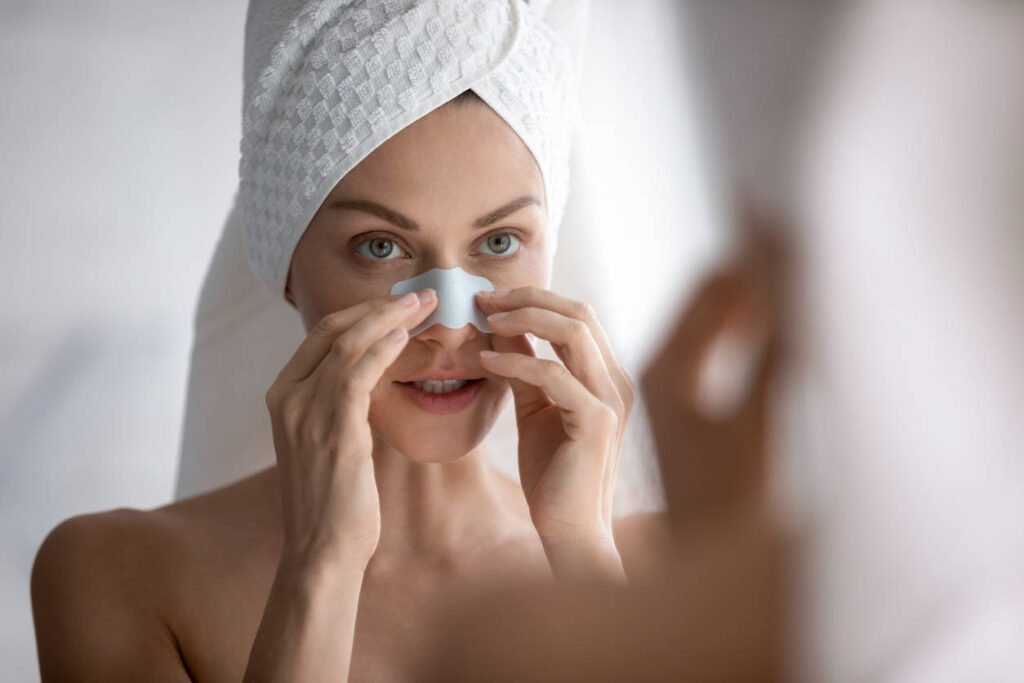 Blackhead Removal Safety Measures At home