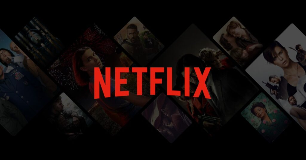 Netflix- streaming services