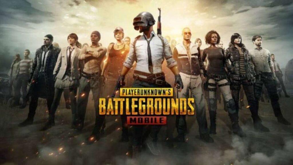 PUBG Mobile- best online games