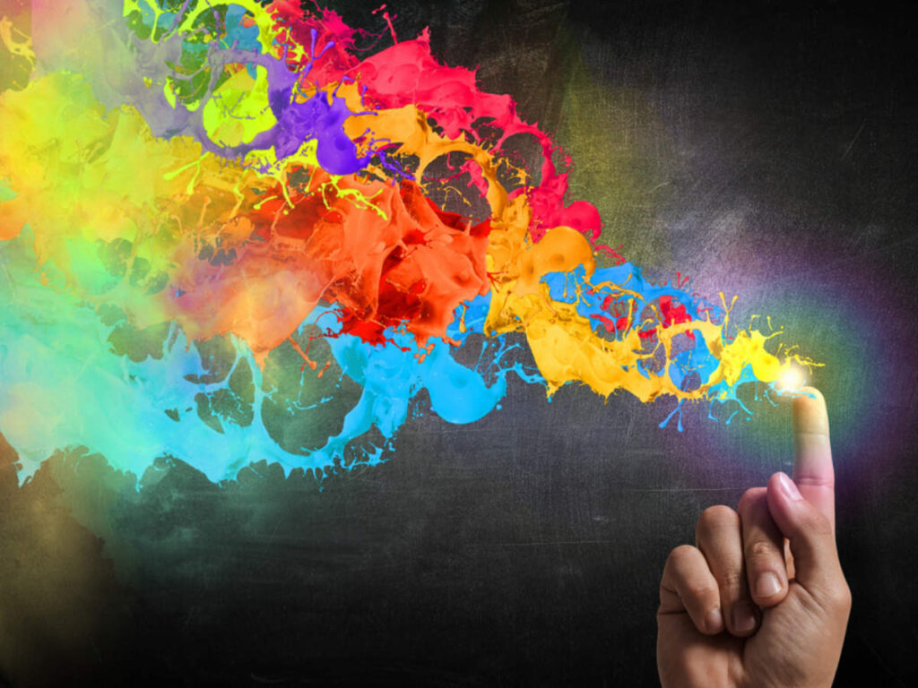 Uses Of Color In Psychology Therapy